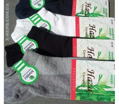 інтернет-магазин<x-mens>шкарпетки-літні-бамбук (Modal) -HAZA (СІТКА) кор.