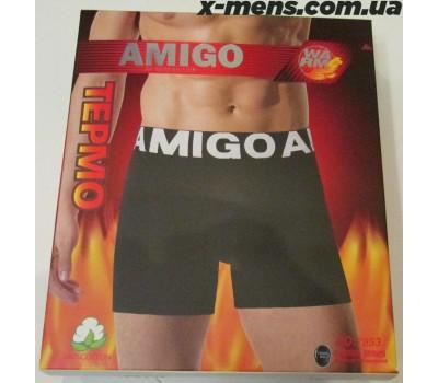 интернет магазин<x-mens>трусы-боксеры-AMIGO (термотрусы)
