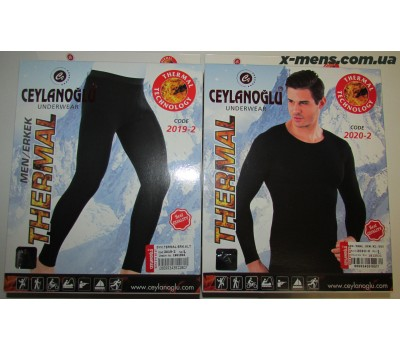 интернет магазин<x-mens>термобелье-мужское-CEYLANOGLU (термо костюм)