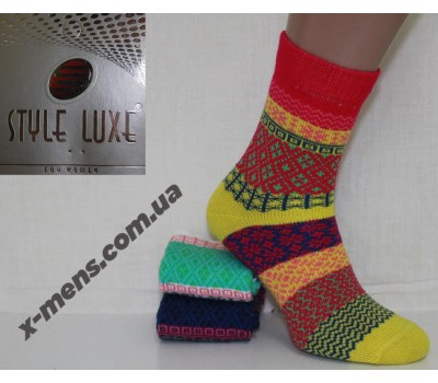 интернет магазин<x-mens>товары для женщин-колготы и носки-STYLE LUXE (women)